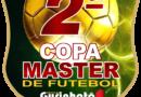 Domingo tem a 2ª Copa Máster de Futebol em Gurinhatã