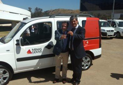 Gurinhatã recebe novo veículo