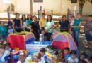 CMEI faz agradecimento pelo apoio na Festa Junina