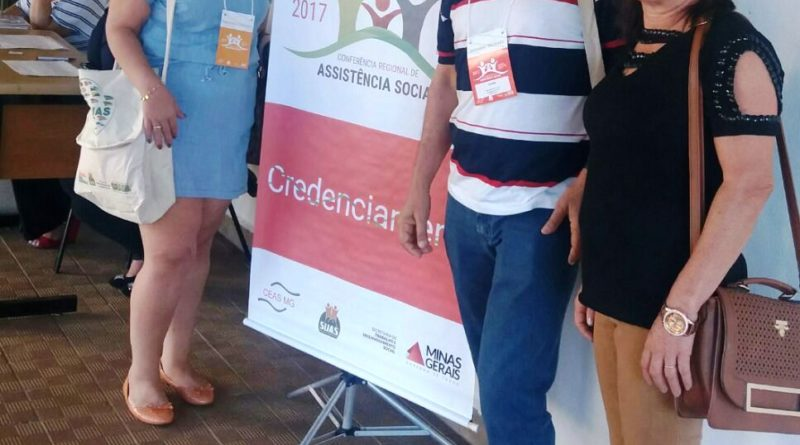 Gurinhatã marcou presença na Conferência Regional de Assistência Social