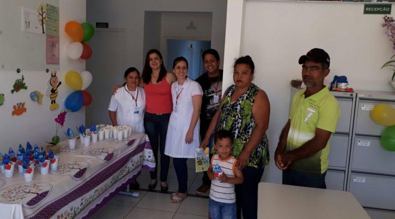 Dia de Vacinação em Gurinhatã e Flor de Minas