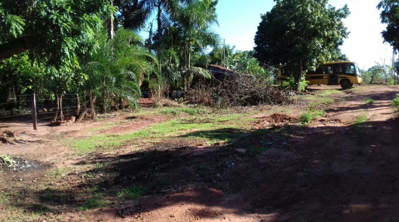 Lagoa Escondida recebeu Mutirão de Limpeza